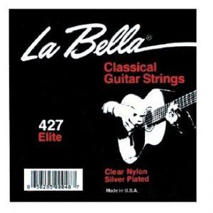 """Cuerda """"LA BELLA"""" 427-2ª"""