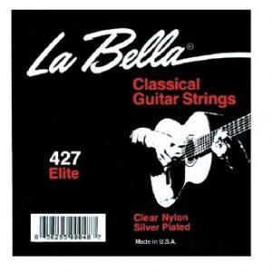 """Cuerda """"LA BELLA"""" 427-4ª"""