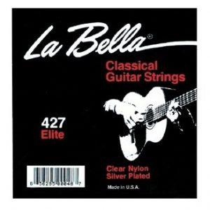 """Cuerda """"LA BELLA"""" 427-6ª"""