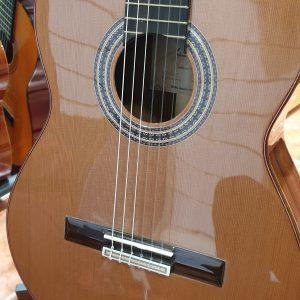 Guitarra clásica Manuel Rodríguez C