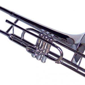 """Trombón de Marcha de Pistones """"J.MICHAEL"""" MPT700 en DO"""