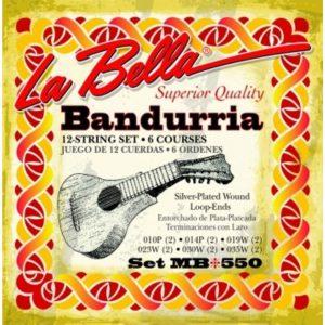 Cuerdas para Bandurria