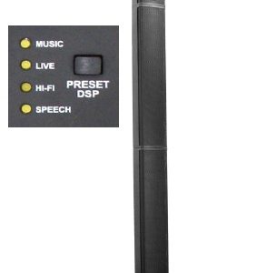 EK AUDIO PA SYSTEM COMPACTO 800W